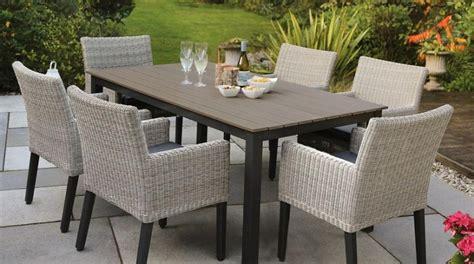 anvitar gartenmobel set mit rundem tisch - Gartenmöbel Mit Rundem Tisch