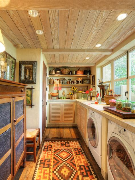 french country laundry room houzz