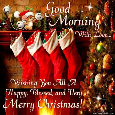 good morning merry christmas  love pictures   images  facebook tumblr