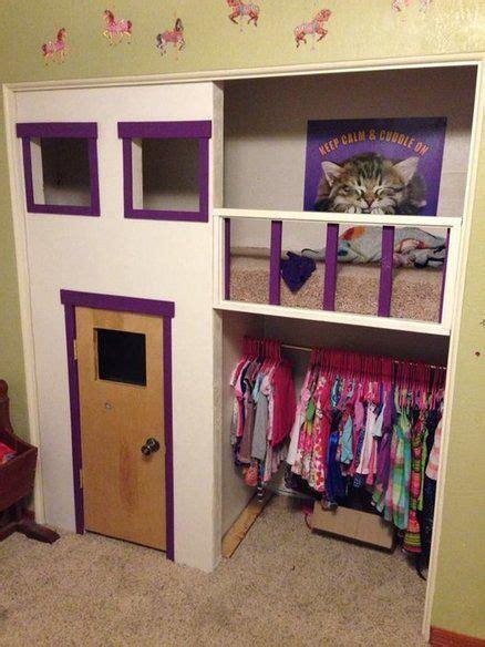 kids playhouse   closet   closet play houses