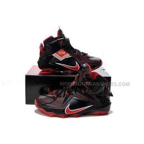 lebron shoes for cheap buy cheap nike lebron 12 2014 black mens shoes price