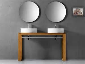 badmöbel echtholz waschtisch 2 waschbecken bestseller shop f 252 r m 246 bel und