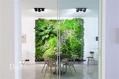 Giardini Verticali Realizzazione by Blank Design For Living Dellavalle Giardini