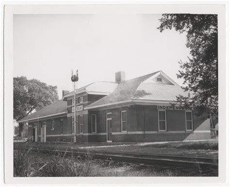 missouri pacific railroad depot independence kansas