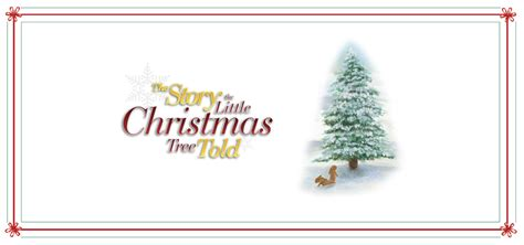 the story the little christmas tree told a children s