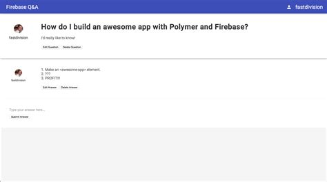 firebase polymer tutorial blog add url html autos post