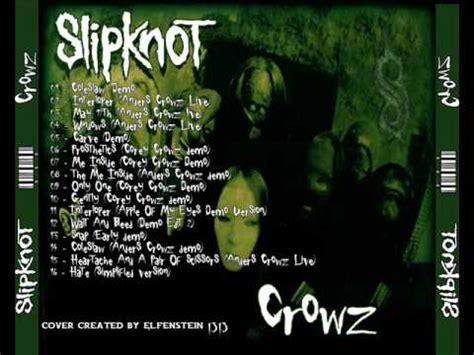 slipknot crowz pin slipknot crowz demo carve on pinterest