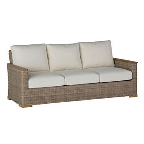 durable sturdy sofa frontgate
