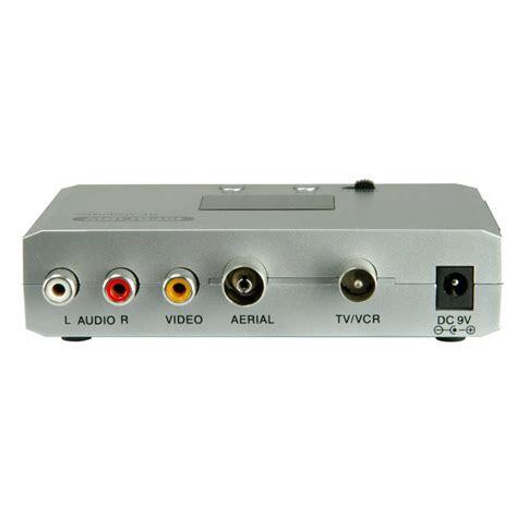 Modulator Tv Digital mercury rf digital modulator outdoor tv aerials digital freeview 4g from inta audio uk