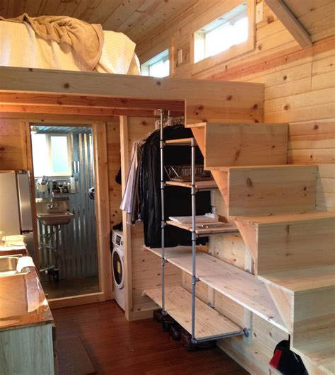 best composting toilet 2014 a 280 square feet tiny home on wheels with wet bath and