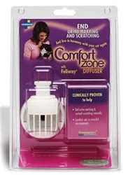 comfort dental addison comfort zone with feliway diffuser l pheromone calming aid