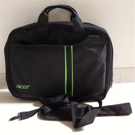 Tas Laptop Notebook Line jual tas laptop notebook slempang acer 14 quot original