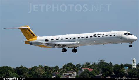 Airfast Md 82 1 400 pk ocu mcdonnell douglas md 82 airfast indonesia