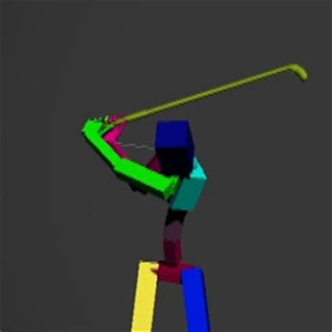 animated golf swing perfectgolf animation testing golf dev blog news