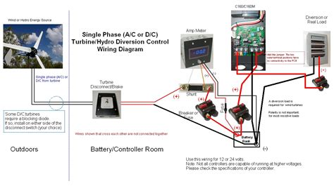 single phase wind generator wiring diagram single free