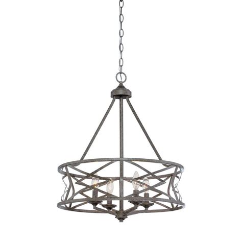 Home Depot Candle Chandelier Millennium Lighting 4 Light Vintage Antique Silver Chandelier 2174 As The Home Depot