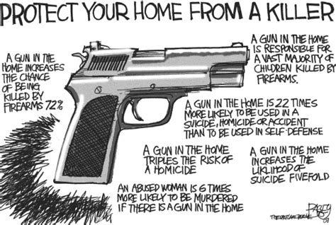 new trajectory alternatives to gun ownership for home