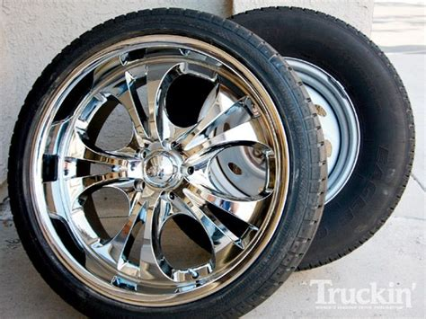 20 In Truck Wheels 20 Inch Black Truck Rims And Tires Tires Wheels And