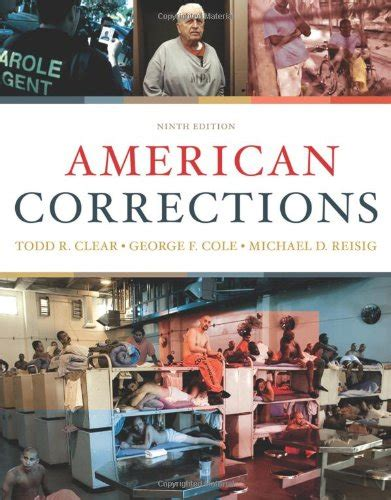 american corrections in brief biography of author todd r clear booking appearances