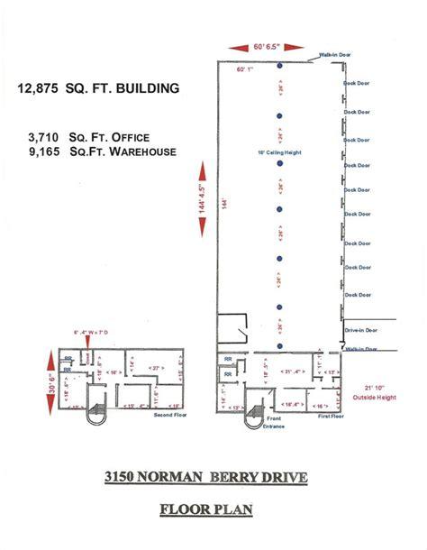 atlanta airport floor plan warehouse space for lease near atlanta airport atlanta