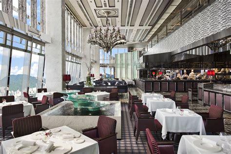 tosca italian restaurants in hong kong the ritz carlton