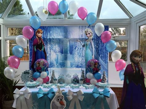 picture decoration free printable frozen movie birthday invitations party