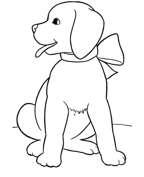 Cool Coloring Pages Of Dogs | boy and pets coloring page for kids animal pages