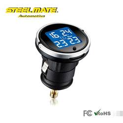 Car Tyre Tire Pressure Tpms Wireless Car Tyre Tire Pressure Lcd Monitoring System