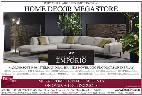 global living emporio home decor mega store mega