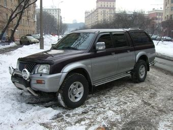 mitsubishi l200 engine problems used 2001 mitsubishi l200 photos for sale