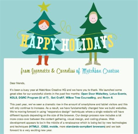 Finally We Pick A Winner For The 2011 Holiday Email Competition Caign Monitor Sales Competition Template