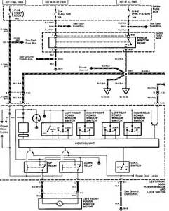 Isuzu Npr Brake System Diagram 95 Isuzu Trooper My Power Windows Stopped Working Relay