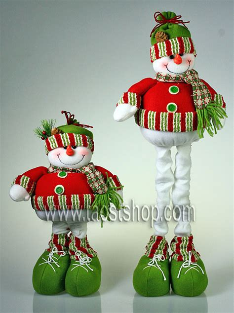 china telescopic christmas decorations snowman china toy