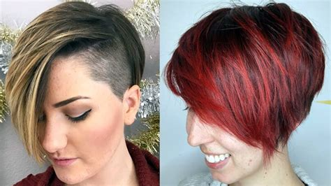 166 best short hairstyles images on pinterest hairstyles