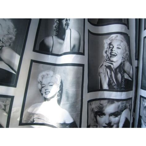 marilyn bathroom accessories marilyn waterproof fabric shower curtain