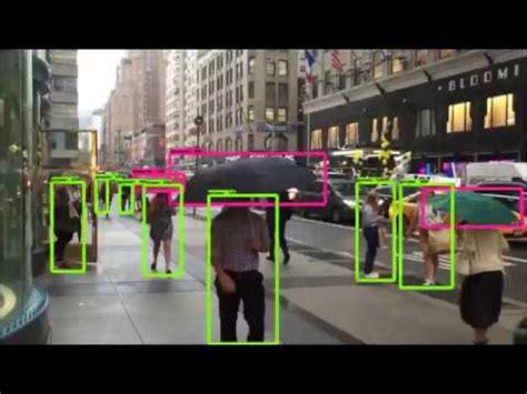 object detection  tensorflow api youtube