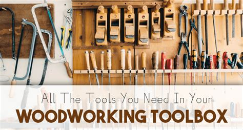 tools to start woodworking start woodworking quickly with this basic toolbox