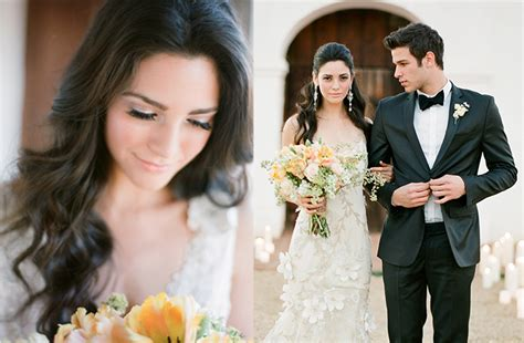Outdoor Wedding Hairstyles For Brides by Wedding Hairstyle Outdoor Wedding By Jose Villa