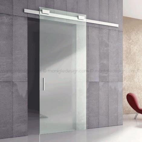 sistemi per porte scorrevoli in vetro sistema per porta scorrevole in vetro air con binario