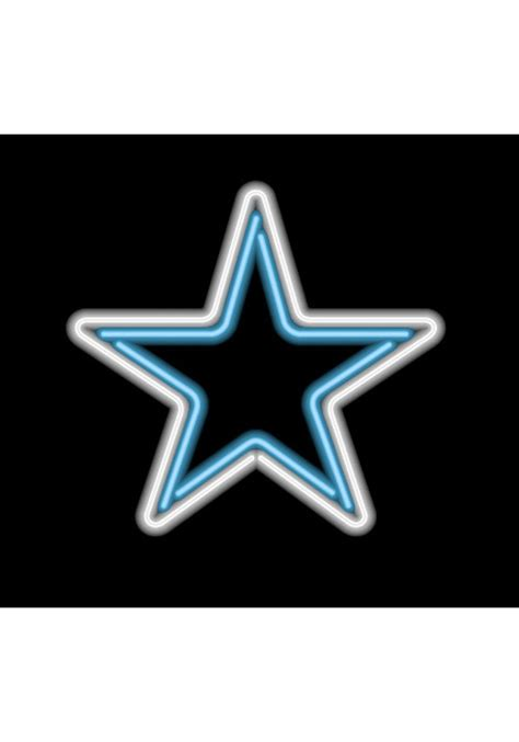 gifts for cowboys fans dallas cowboys neon sign nfl man cave sign perfect