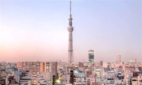tokyo skytree visite de la  prix reservation du