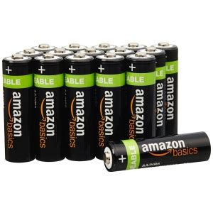 Pile Rechargeable Amazonbasics by Lot De 16 Piles Rechargeable Amazonbasics 224 20 99 Termin 233 M 233 Ga Bonnes Affaires