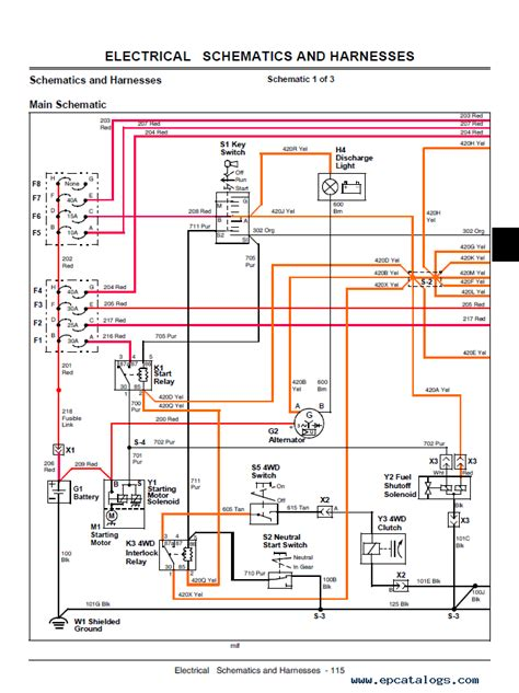 deere gator wiring diagram wiring diagram gw micro
