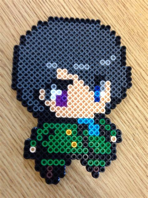 black perler 17 best images about black bulter on perler