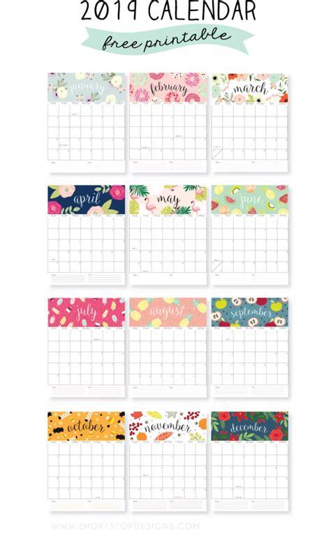 2017 year at a glance calendar printable calendar picture templates