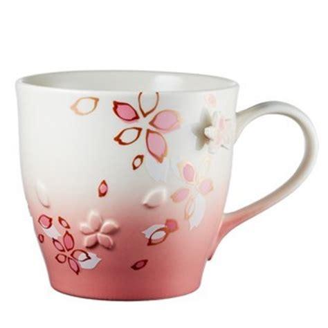 Starbucks City Mug 2014 Cherry Blossom Breeze Mug from