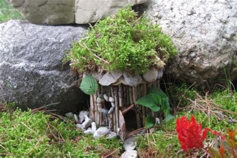 how to build a gnome house how to make a fairy house images frompo 1