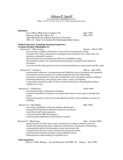 Resume Templates For Stay At Home by Stay At Home Resume Sle Project Scope Template