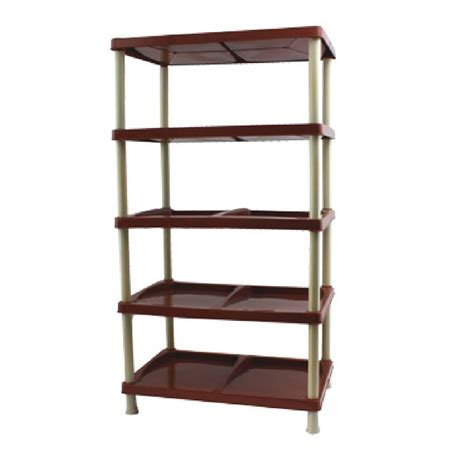 buy eko shoe shelf plastic storage unit