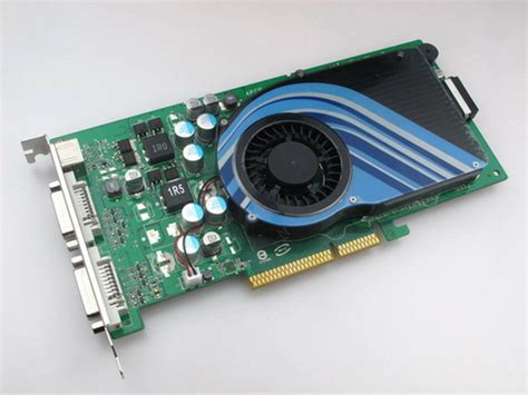 Vga Card Nvidia Geforce 7950 D02 X0007 3d Card 7950gt Nvidia Geforce 7950